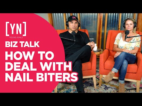 How To Deal With Nail Biters