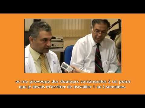 Biomagnétisme - Silvia Bandeira - (sous titre en français)