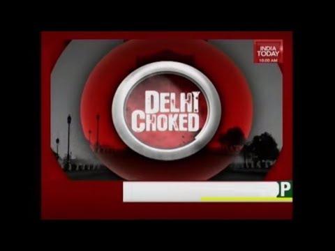 Delhi Air Quality Level Worsens Despite Ban On Cracker Sales | India's Agenda