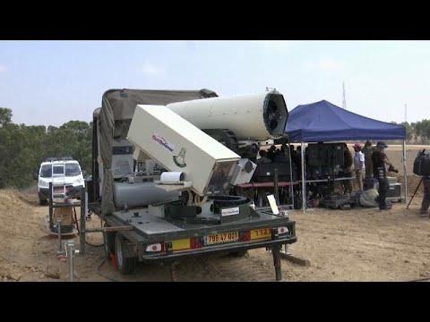 Israele, Nuovo Sistema Laser Contro I Palloncini Incendiari Dalla Striscia Di Gaza