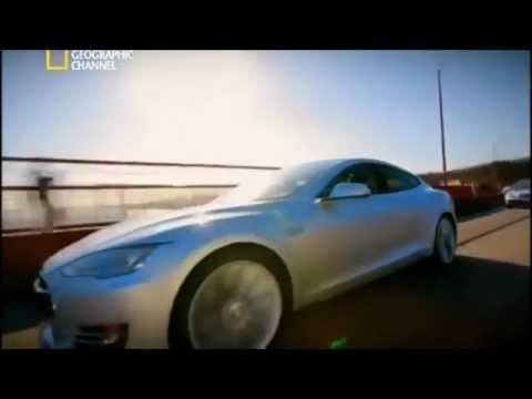 бестопливный автомобиль тесла видео
