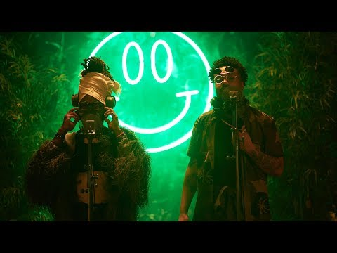 EARTHGANG - Stuck | Exclusive Performance For 12 Moods