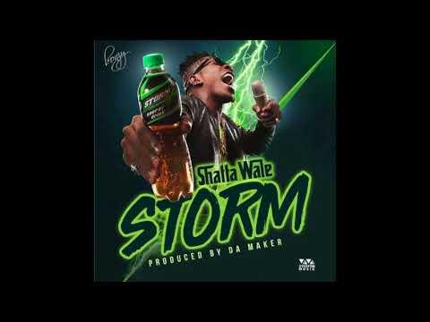 Shatta Wale – Storm (Audio Slide)