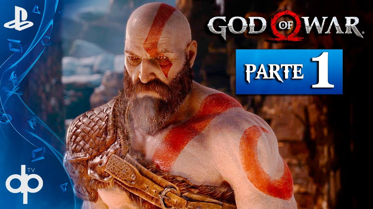 God Of War 4 Ps4 Parte 1 Gameplay Espanol Ps4 Pro 60fps Prologo Kratos Vuelve God Of War 2018
