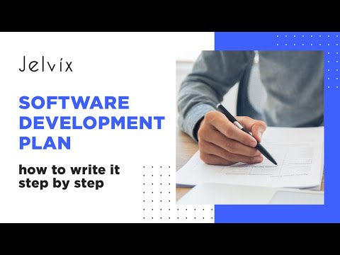 SOFTWARE DEVELOPMENT PROJECT PLAN | OUR TEMPLATE