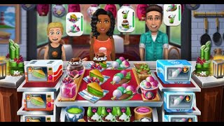 Virtual Families: Cook Off Full Gameplay Walkthrough