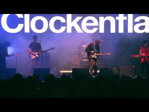 The Pains of Being Pure at Heart  Live 2015 Clockenflap Festival Hong Kong