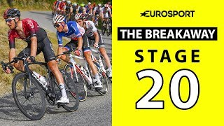 The Breakaway: Stage 20 Analysis   Tour de France 2019   Cycling   Eurosport