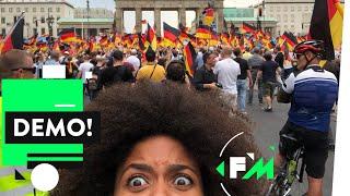 Polizeieinsatz in Berlin! Aminata zwischen den Fronten