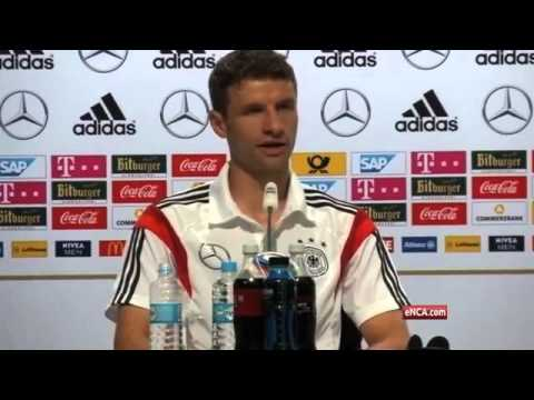 Germany quietly confident of beating Argentina