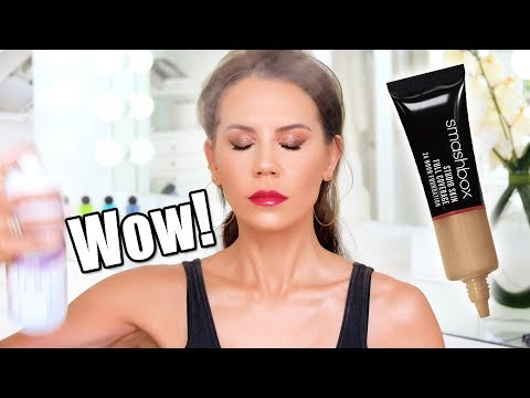THE BEST FOUNDATION I'VE EVER TESTED ... No Click-Bait! thumbnail