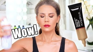 THE BEST FOUNDATION I'VE EVER TESTED ... No Click-Bait!