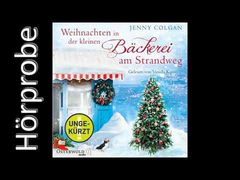 Weihnachten in der kleinen Bäckerei am Strandweg (Die kleine Bäckerei am Strandweg 3) YouTube Hörbuch Trailer auf Deutsch