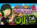 MARIO PARTY 8 (DRUNK) PART ONE - LET THE GAMES BEGIN! - DAGames