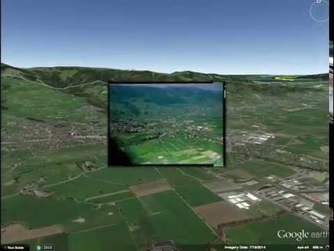 3D photo overlay
