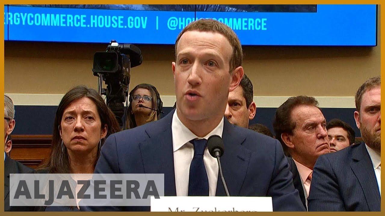 ???????? Facebook bans Louis Farrakhan, Alex Jones for hate speech   Al Jazeera English