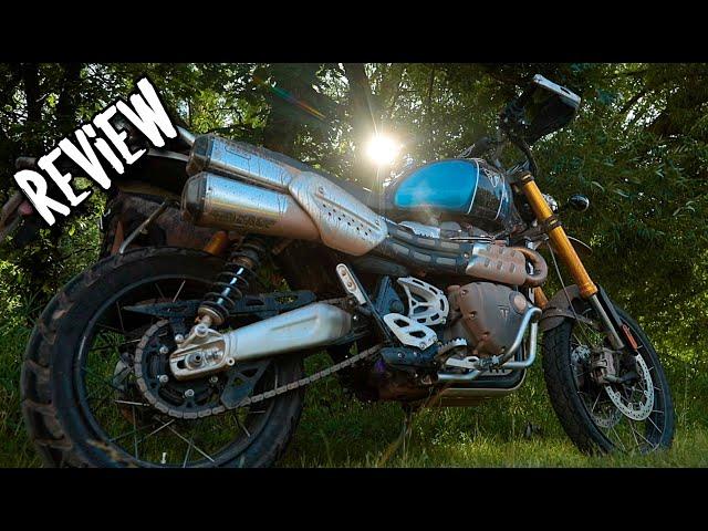 Triumph  Scrambler 1200 XE / MotoGeo Review