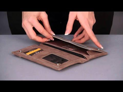 как из своей руки сделать кошелек