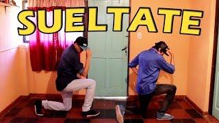 Jorge y Nacho bailando SUELTATE