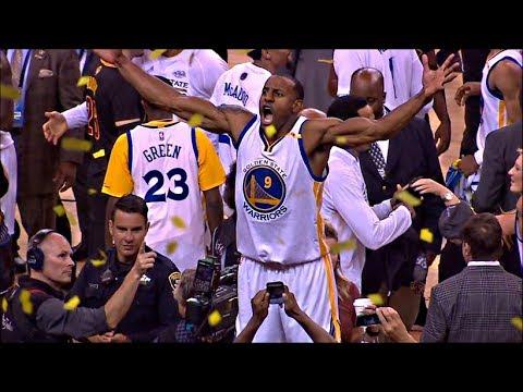 Warriors 2017 Finals: Game 5 Vs Cavaliers (6-12-2017)