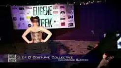 Eugene Fashion Week 2011 -   NIGHTCLUB events - HIGHLIGHT CLIPS