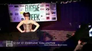 Eugene Fashion Week 2011 -   NIGHTCLUB events - HIGHLIGHT CLIPS