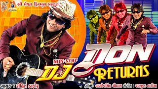 Dj Don Returns Nonstop Rohit Thakor Romantic NonStop Song