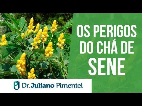 Os Perigos Do Chá de Sene | Dr. Juliano Pimentel