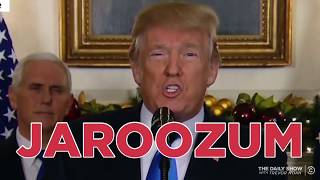 Trump's Best Words The Daily Show