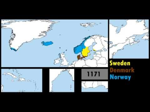 History of the Nordic Nations, Every Year