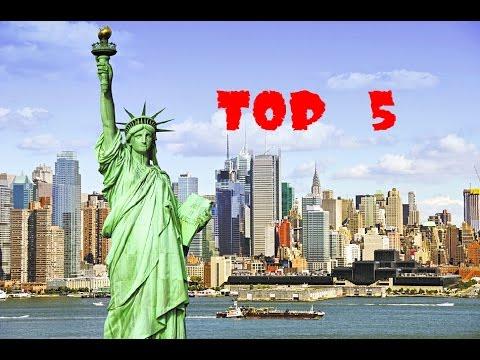 Топ 5 Самых экономически развитых стран мира!