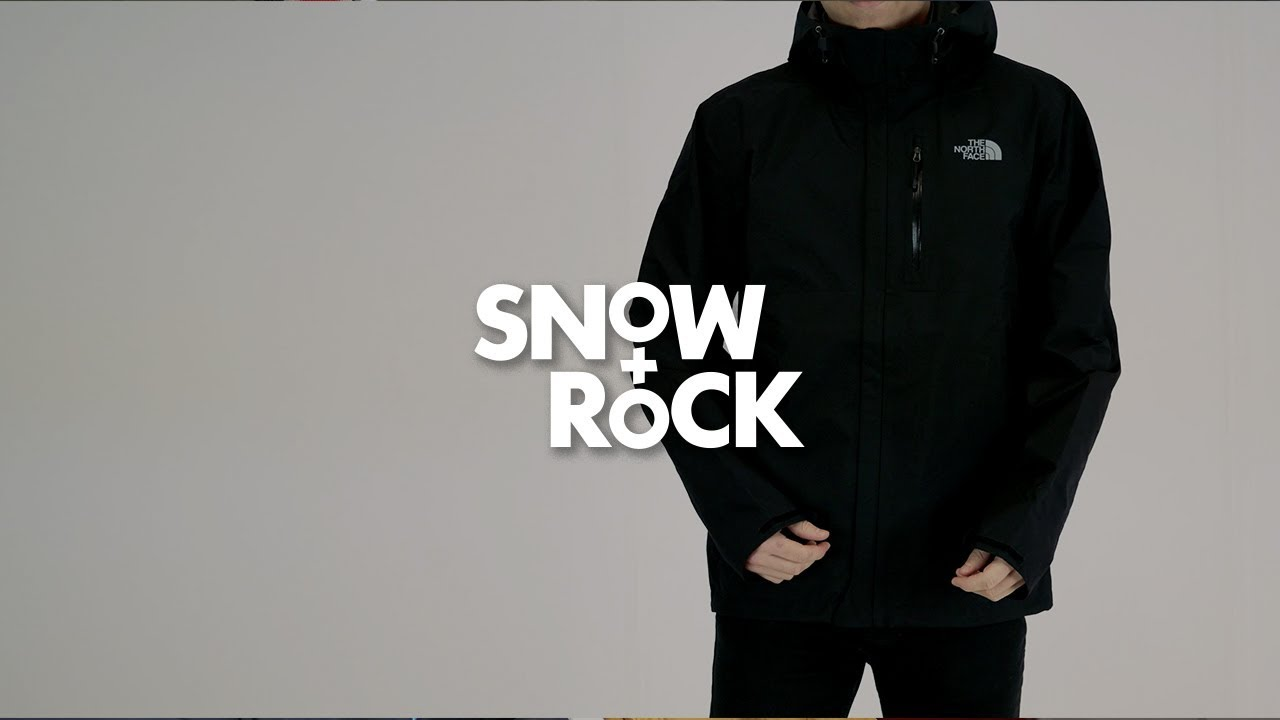 94bdb47c73d7 The North Face Mens Dryzzle Jacket by Snow+Rock - YouTube