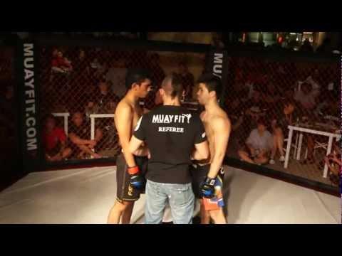 MFC4 - MARK STRIEGL (Philippines) vs HARD ROCK HAFIZ (Malaysia)