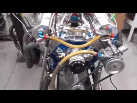 Repeat Skip White Performance Gary Houle 434 SBC by Skip