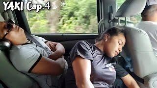 11 Horas de Camino YAKI No Aguantó Más se Durmió con CHON