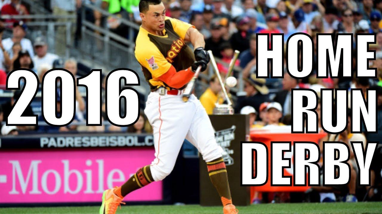 Mlb The 2016 Home Run Derby ᴴᴰ