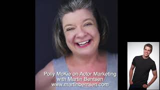 Polly McKie - Interview About How Actors Get Paid Work