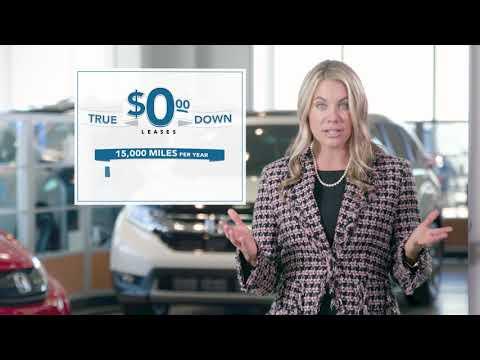 True Zero Down Lease Program