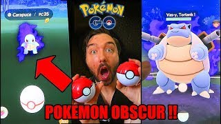 CAPTURE DES POKEMON GO OBSCUR ! DAVIDLAFARGEPOKEMON vs TEAM ROCKET !