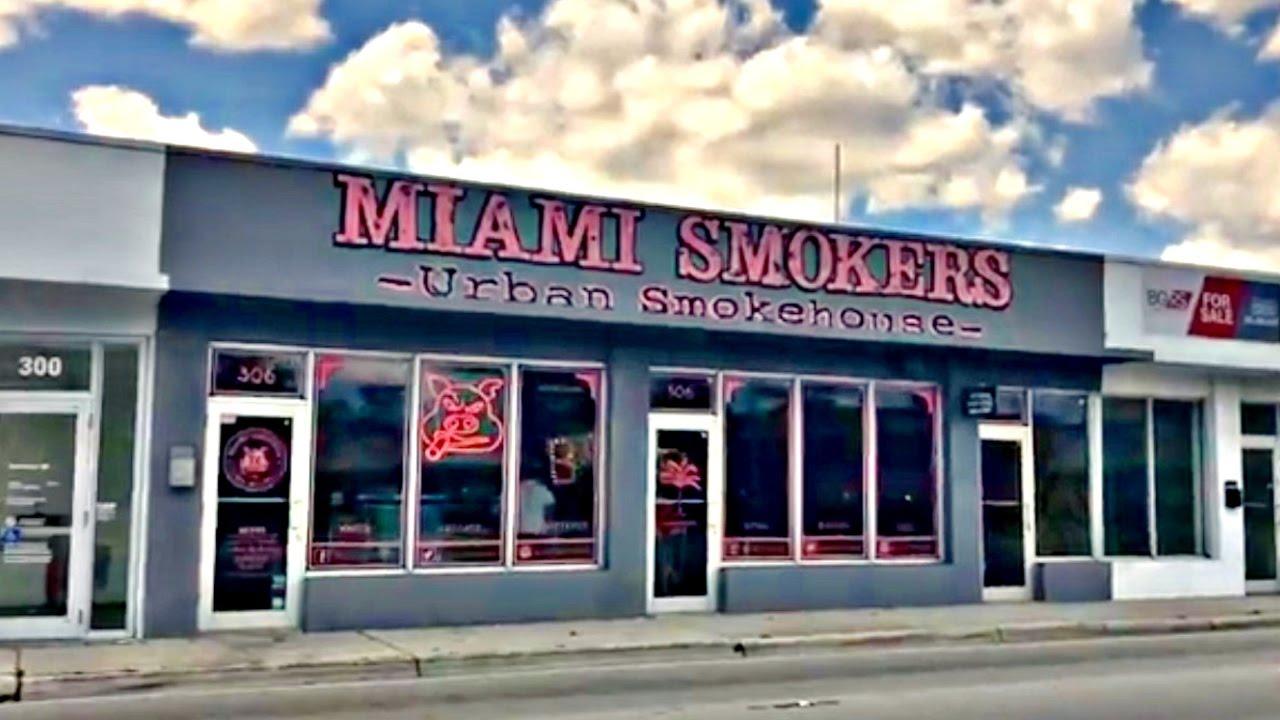 MIAMI SMOKERS from Guy Fieri's
