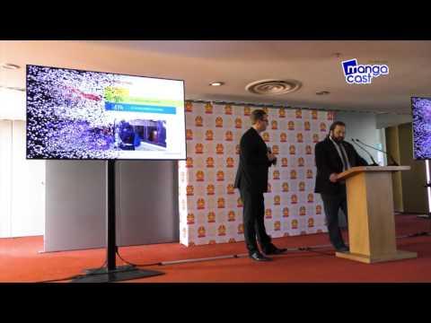 [Conférence de Presse] Japan expo 18eme Impact - Jeudi 1er Juin 2017