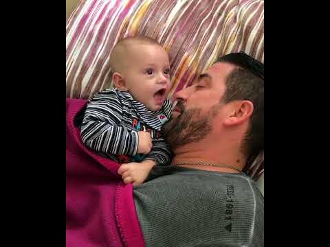 Meda me djalin e tij Denisin ❤