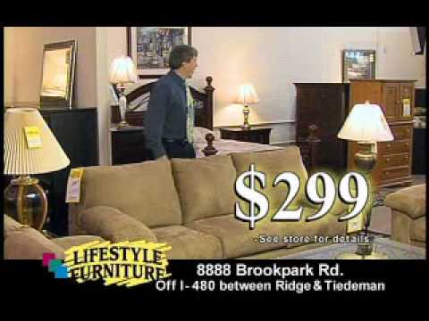 Elegant Lifestyle Furniture   Funny Furniture Commercial   Chainsaw