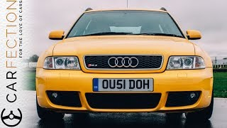 Audi B5 RS4: History Of The Audi RS Wagons PART 2/6 - Carfection