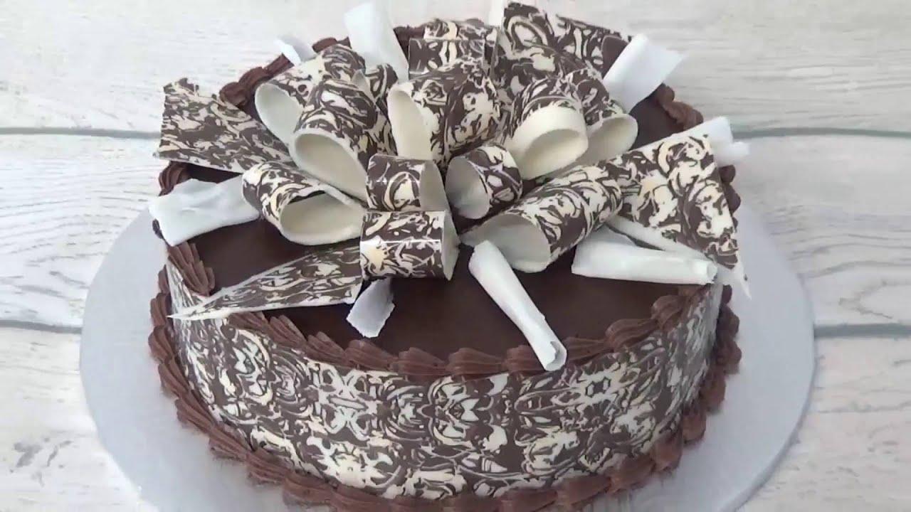 feuilles de transfert pour chocolat