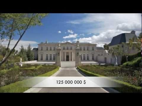 Celebrity Houses - Mariah Carey