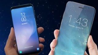 CZY iPHONE 8 POKONA GALAXY S8? | PIERWSZE WRAŻENIA
