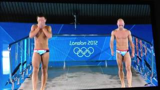 Peter Waterfield & Tom Daley London 2012 Olympic Games