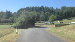 bmw e30 318is m42 Castle Hillclimb UK Sunday 14th July 2013