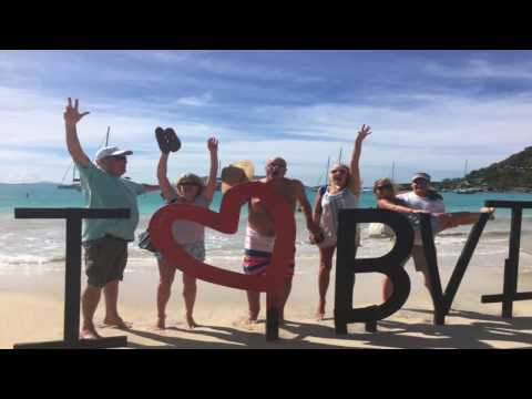 BVI 2017 Bareboat Charter